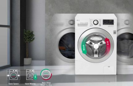 7 Best Front Load Washing Machine In India 2020 (Fully Automatic)