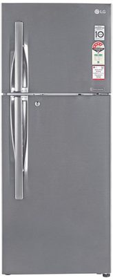LG 260 L 3 Star Frost Free Double Door Refrigerator