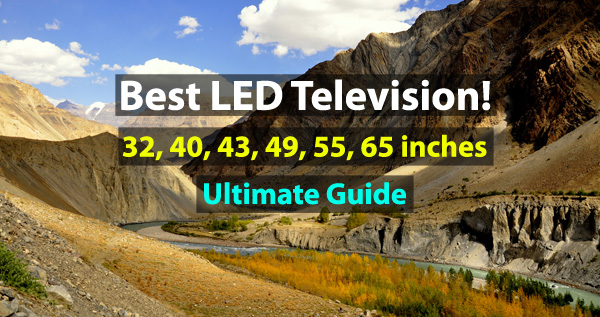best led television in india