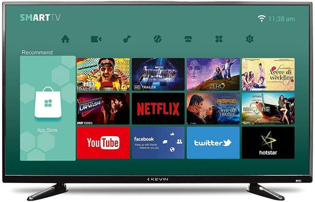 5 Best Smart TV Under 20000 - Complete Guide - ReviewCircles