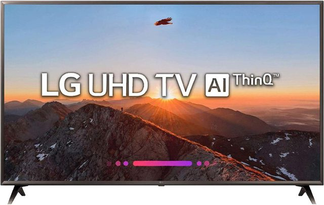 LG 4K UHD LED Smart TV 55 inches