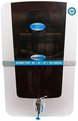 Aquatec Plus Advance Plus 12-Litres RO+UV+UF+TDS Water Purifier