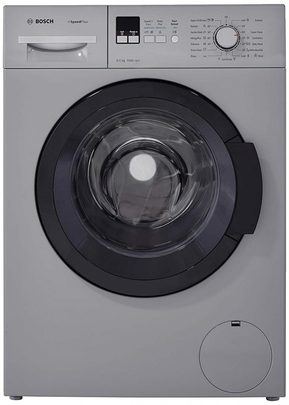 Bosch Front Load Washing Machine 6.5 kg Fully-Automatic (WAK20166IN, Titanium)