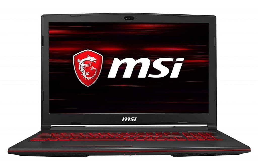MSI Gaming GL63 9SD-1044IN 15.6-inch FHD Gaming Laptop