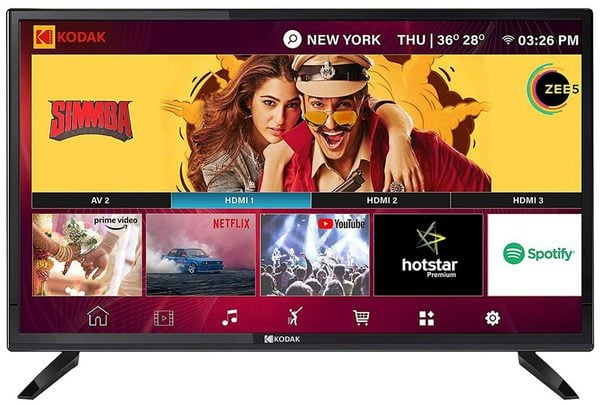 Kodak 32 Inches HD Ready Smart TV