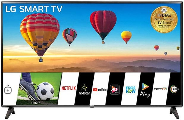 LG 32 Inches HD Ready Smart TV