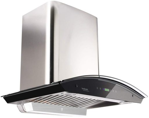 Hindware 60cm 1200 m3/hr Auto Clean Chimney