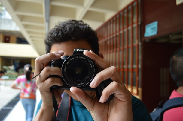 Dslr Camera Focus