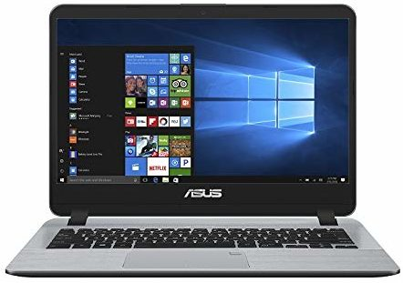 ASUS VivoBooK X407UA-EB419T 14-inch Thin and Light Laptop