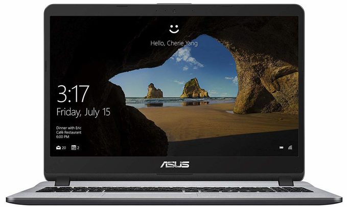 ASUS X507 X507UF-EJ281T Thin and Light Laptop