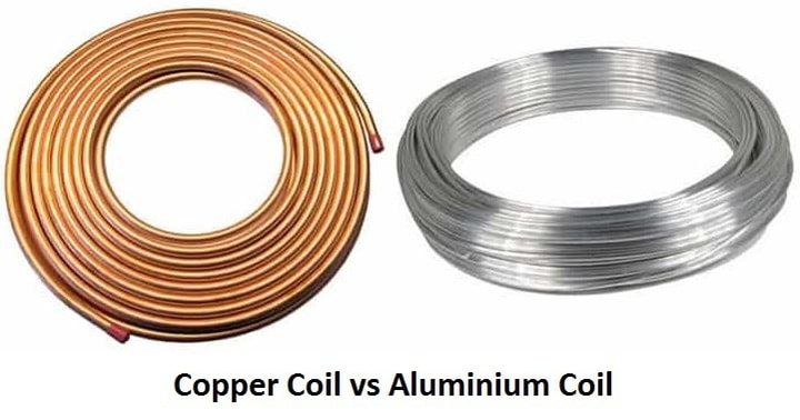 Copper Coil vs Aluminium Coil