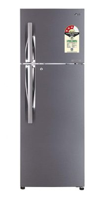 LG 335 L 3 Star Inverter Frost-Free Double-Door Refrigerator