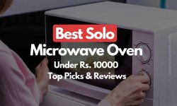 5 Best Solo Microwave Oven In India (2021) – Honest Reviews!
