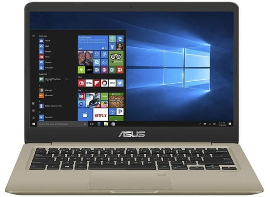 ASUS VivoBook X411QA-EK202T 14-inch FHD Thin and Light Laptop