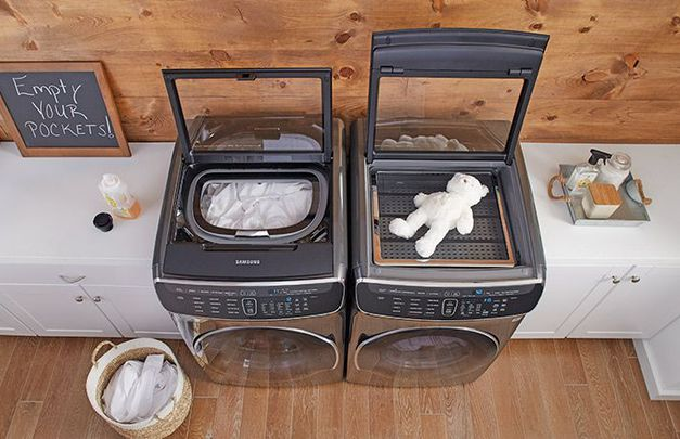 Two Samsung Top Load Washing Machine
