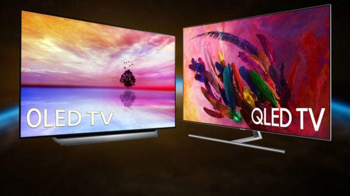 OLED vs QLED TV