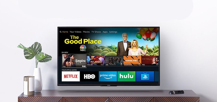 Amazon Fire TV OS