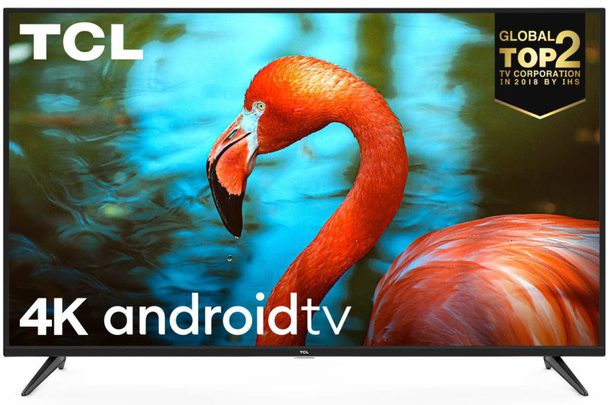 TCL 65 Inches 4K UHD Android Television