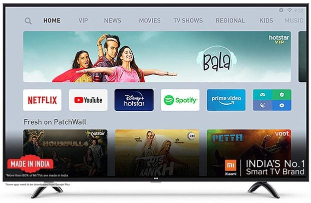 Mi 43 Inches FULL HD Android LED TV