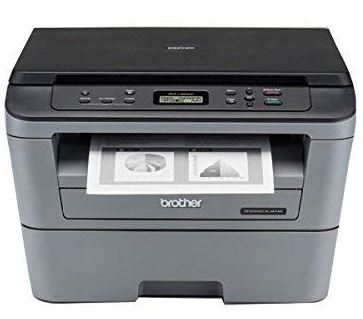 Brother DCP-L2520D Multifunction Monochrome Laser Printer