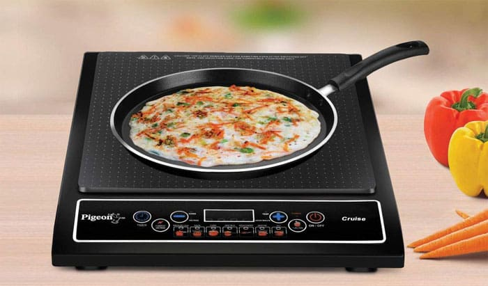 Cooktop Size
