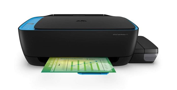 HP 419 All-in-One Wireless Ink Tank Printer