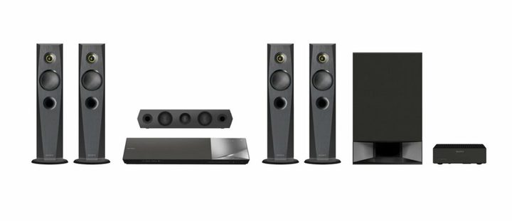 Sony BDV-N7200W Real Dolby Blu-ray Home Theatre System