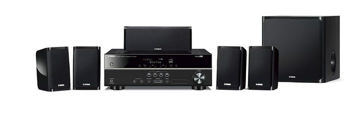 Yamaha YHT-1840 4K Ultra HD 5.1-Channel Home Theater System