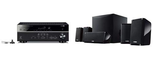 Yamaha YHT-3072IN 4K Ultra HD Channel Home Theater System