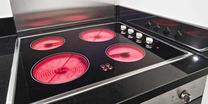 Electric Kitchen Hobs