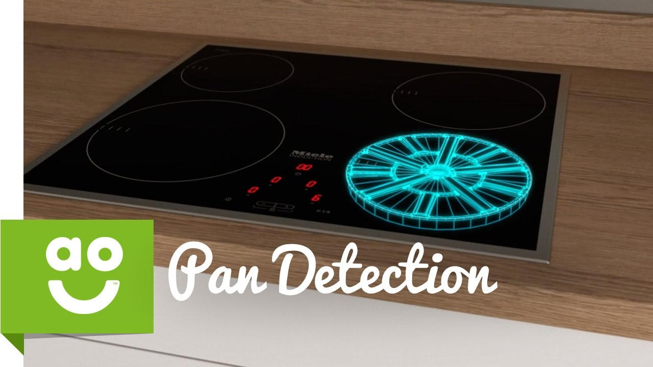 Pan-Detection-in-induction-oven
